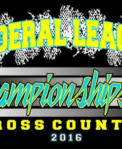 Federal League Cross Country