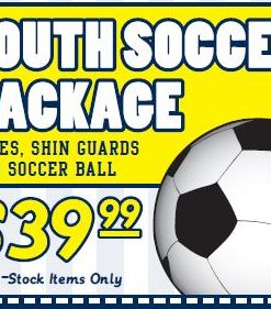 Youth Soccer Package