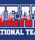 heat national team logo on royal
