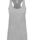 ladies tank grey