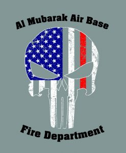 AL Mubarak Air Base Fire Department