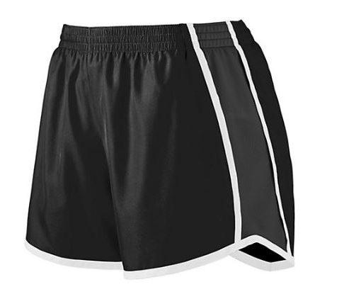 heat girls warm up shorts