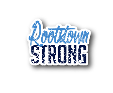 rootstown strong -Pick up at Ritchies or have shipped