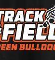 2019 girls track logo