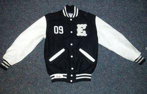 letter jacket front