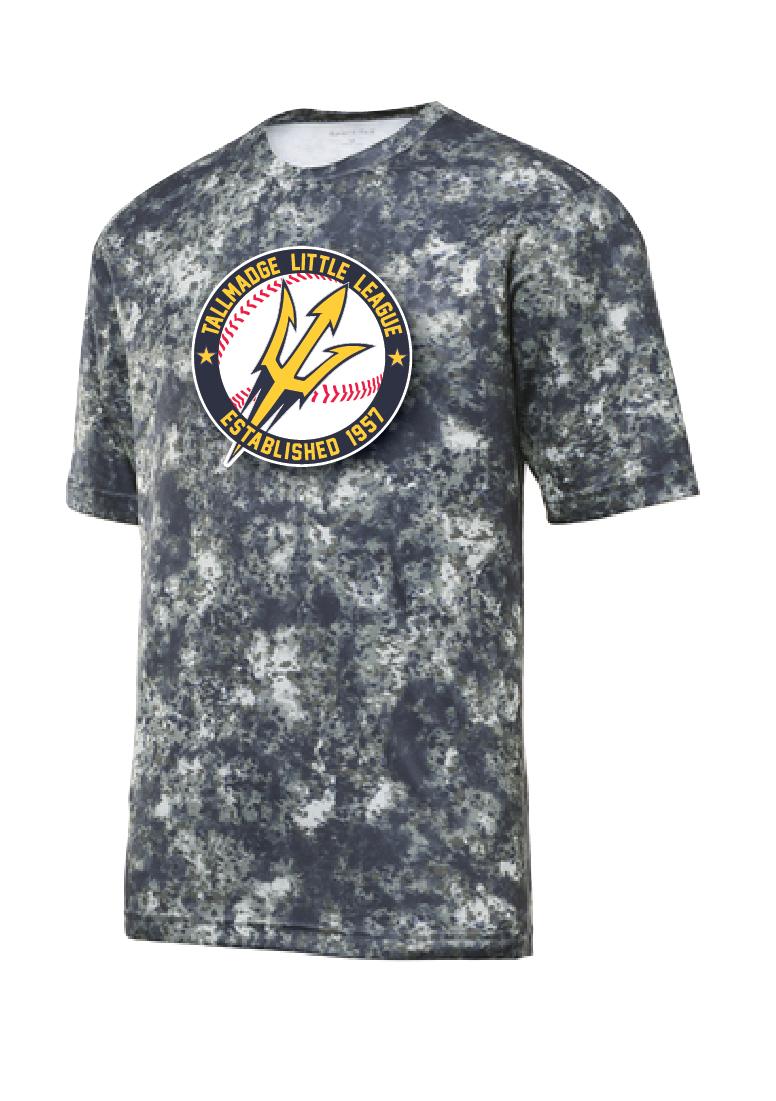 e0fb117f Sport Tek Navy Camo T-Shirt (Tall LL 2019) - Ritchie's Sporting Goods