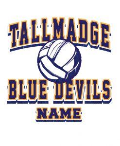 2019 Tallmadge Volleyball