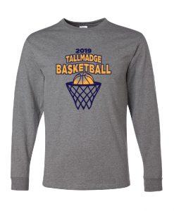 2019 Tallmadge Middle School Boys Basketball