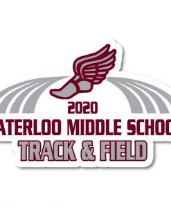 2020 Waterloo MS Track