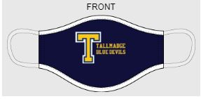 tallmadge mask 3.5