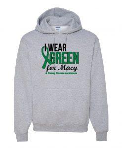 2021 Wear Green for Macy
