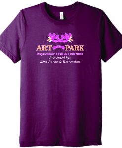 2021 Kent Park and Rec Art in the Park